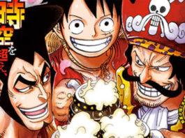 Luffy bebe uma cerveja e causa polémica no Japão