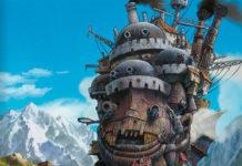 O Castelo Andante na Netflix