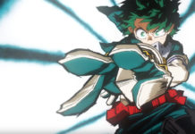 Teaser trailer de My Hero Academia 5