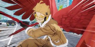 Trailer de Hawks em My Hero: One's Justice