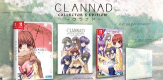Visual novel Clannad vai ser lançada fisicamente no ocidente para Nintendo Switch