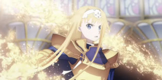 Trailer internacional da 2ª parte de Sword Art Online: Alicization – War of Underworld