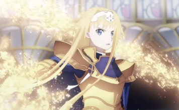 Trailer internacional da 2ª parte de Sword Art Online: Alicization – War of Underworld