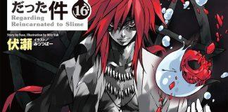 Tensei Shitara Slime Datta Ken vai entrar no seu arco final no 18º volume