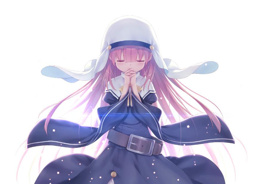 Imagem promocional de anuncio de The Day I Became a God (Kami-sama ni Natta Hi)