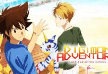 Digimon Adventure Last Evolution Kizuna sucesso china