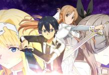 Screenshot Sword Art Online Alicization Rising Steel