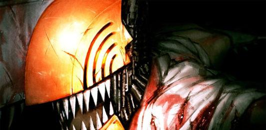 Anunciada série anime de Chainsaw Man pelo estúdio MAPPA