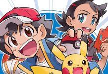Chegou ao fim o mangá Pokémon Journeys: The Series